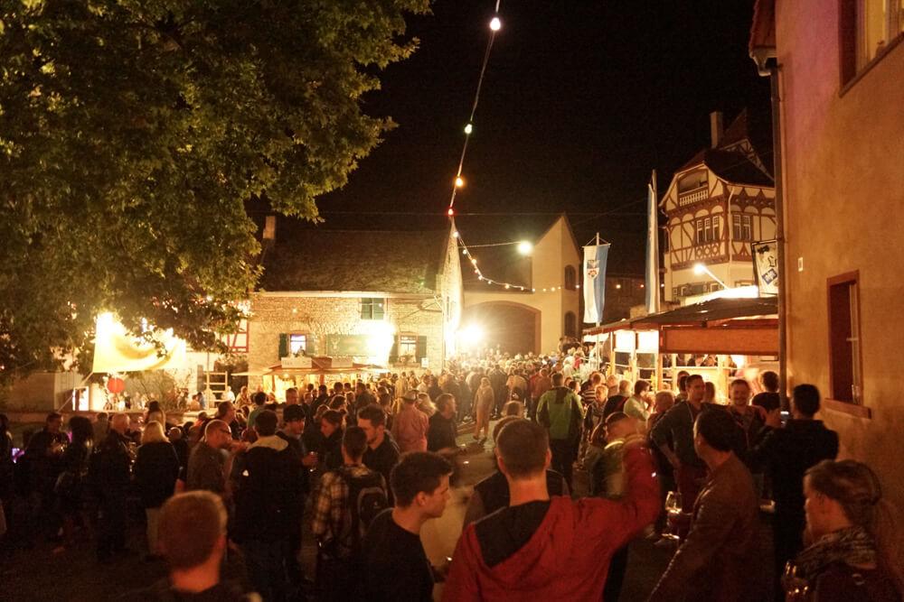 Eindrücke vom Kellerweg-Fest